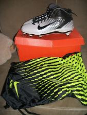 DS Nike Zoom Alpha Talon D Men's Football Cleats - Size 12.5