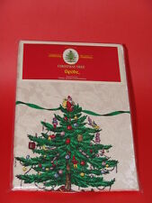 Spode Christmas Tree  Tablecloth 60 X 144
