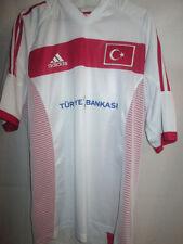 2002-2004 Turkey Home Football Shirt Size Medium /15395