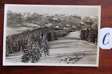 Postkarte Ansichtskarte Bayern Neureuts 1264 Kampen  Focken stein
