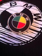 BMW emblem logo badge Bob Marley Jamaica 82mm for font hood