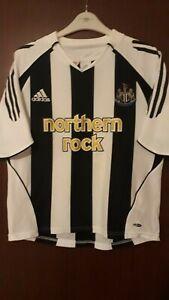 Newcastle United Home Shirt 2005-07 No 10 OWEN Kids Size 32-34 164cm World Post!