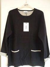 Autumn Cotton Crew Neck Jumpers & Cardigans for Women
