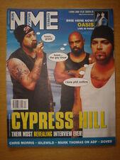 NME 2000 APR 1 CYPRESS HILL OASIS CHRIS MORRIS IDLEWILD