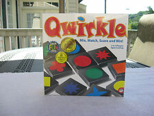 Qwirkle Mix, Match, & Score Game~New & Factory Sealed!
