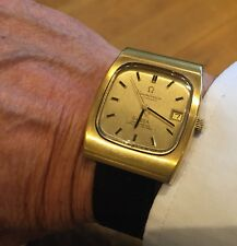 Gorgious 1970s Vintage Gents Omega Constellation Automatic Wristwatch