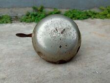 Used Vintage Bell LEAF CLOVER Bicycle Bell Germany