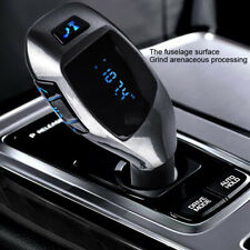 Wireless Car Fm Transmitter Bluetooth Radio Adapter Handsfree Stereo Accessories