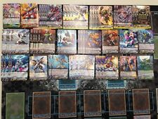 CARDFIGHT VANGUARD - DIMENSION POLICE DECK 5 W/ Enigman Patriot/Super Cosmic Her