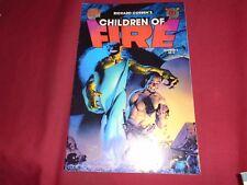RICHARD CORBEN'S CHILDREN OF FIRE #2 Fantagor Comics FN