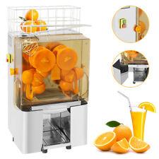 120W Presse-agrumes Extracteur de jus Orange Juicer Automatique Maisons