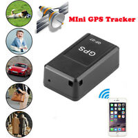 Mini GPS Tracker Anti-theft Device Smart Locator Magnetic GSM Real Time Tracking