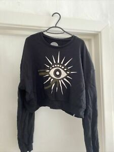 smithson clothing Eye Jumper Urban outfitters Style Baggy m / L
