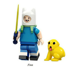 Lot of 11 pcs Adventure Time  Finn Building Blocks Toys New