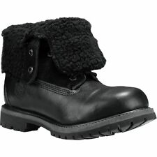 Timberland Authentics Teddy Fleece Waterproof Fold-Down Boot - Women's Size 7