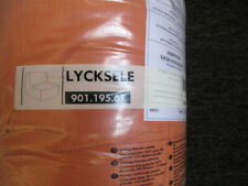Ikea Lycksele Cover for chair-bed Henan Orange, new in package