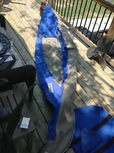 FOLBOT Aleut Single Folding Kayak - Not Complete missing parts / Sold As-Is