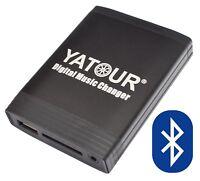 USB Aux MP3 Bluetooth Adapter Mercedes Special Exquisit W124 Freisprechanlage