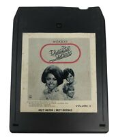 Diana Ross The Supremes Anthology Vol II 8 Track Tape - TESTED
