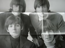 BEATLES POSTER FROM RECORD STORE DAY 2011 RSD