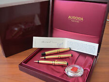 Aurora Cristoforo Colombo Limited Edition Set of three Fp + Bp + Pn Mint