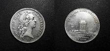 Louis XV - Jeton en argent - UT REGAT HINC REGITUR Chambre de commerce de Lille