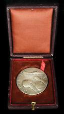 Médaille Sainte Cécile Montauban 1931 Harpe Allégorie de la musique medal