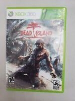 Dead Island (Microsoft Xbox 360, 2011)  FREE FAST SHIPPING