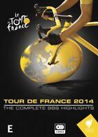 Tour de France 2014 - The Complete SBS Highlights = NEW DVD R4