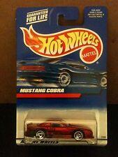 Hot Wheels Car Mustang Cobra 2000