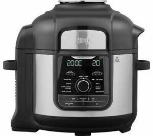 Ninja Foodi Max 9 in 1 Multi Cooker 7.5 Litres Black Colour OP500UK