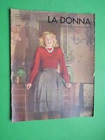 The Female Magazine Fashion March 1943 New Collezioni Spring Vintage Magazine