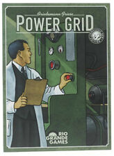 Power-Grid Home Party Adult Classic Strategy Game Board Game Basic Edition NEW