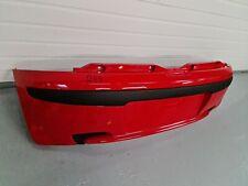 Fiat Punto Typ 188 Stoßstange Hinten Rot bis 2003