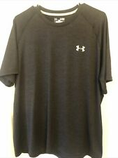 New listing Black Under Armour Heat Gear Loose Fit t-shirt Men's XL Extra Large