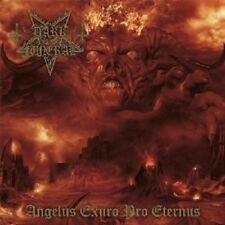 DARK FUNERAL - ANGELUS EXURO PRO ETERNUS (RE-ISSUS+BONUS)  CD NEUF