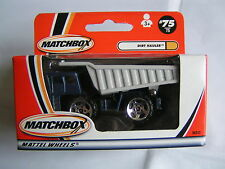 MATCHBOX   MADE IN CHINA DIRT HALER