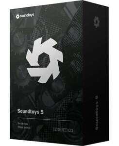 Soundtoys 5: Native Effects Bundle