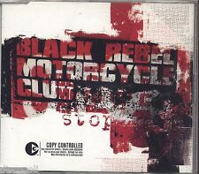 BLACK REBEL MOTORCYCLE - Club Stop - CDs SINGOLO NEW NOT SEALED