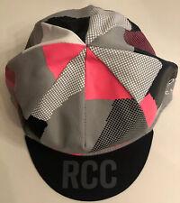 Rapha RCC Cap Grey/Black/Pink BNWOT One Size