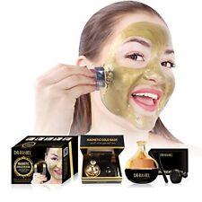 Dr. Rashel Magnetic Gold Mask Facial Mask Remove Dead Skin Cells Pore Cleansing