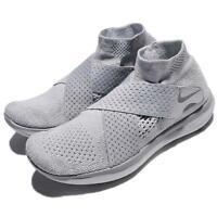 Nike Wmns Free RN Motion FK 2017 Run Flyknit Grey Women Running Shoes 880846-005