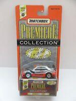 Matchbox Superfast Mercedes GTC DTM Racer - Premiere Editions - Mint/Boxed