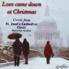 St. Paul's Cathedral - Love Came Down Christmas: Carols St Paul Cathedral [New C