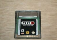 GTA 2 Grand Theft Auto 2 (Nintendo Game Boy Color, 2000) CARTRIDGE ONLY WORKS