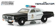 A.S.S NEU GreenLight 1/64 1977 Dodge Monaco Police The Terminator 2018 Hollywood