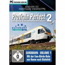 Pro Train Perfect 2 - Eurobahn Vol. 1