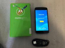 MOTOROLA MOTO G5 PLUS XT1687 32GB ANDROID SMARTPHONE - AS IS