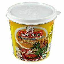Mae Ploy Yellow Curry Paste - 1kg