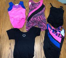 Girls Gymnastics/Dance Leotard Lot